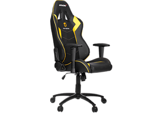 AKRACING Team Dignitas Edition - Max Gamingstol Svart/Gul