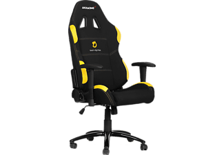AKRACING Team Dignitas Edition - Pro Gamingstol Svart/Gul