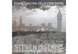 Steven Isserlis, The Philharmonia Orchestra - Cellokonzerte - (CD)