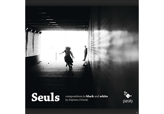 Sara Picavet, Sebastien Walnier, Daniele Cappucci, Antonio Fusco - Seuls-Compositions In Black & White - (CD)