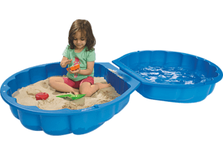 BIG Sand-/Watershell , Blau