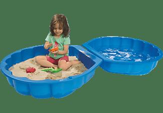 BIG Sand-/Watershell Sandkasten, Blau