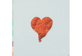 Kanye West - 808s & Heartbreak (CD)