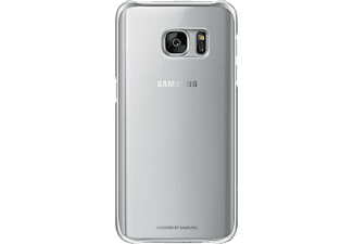 SAMSUNG Clear Cover S7 Zilver