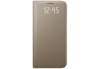 SAMSUNG LED View Cover GALAXY S7 Guld