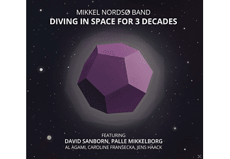 Mikkel Band Nordso - Diving In Space For 3 Decades [CD]