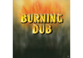 The Revolutionaries - Burning Dub (Lp/180g) - (Vinyl)