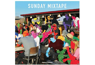 VARIOUS - Sunday Mixtape (2lp+Mp3) - (LP + Download)