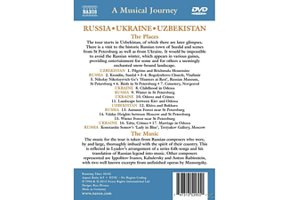 A Musical Journey Russia - Ukraine - Uzbekistan - (DVD)