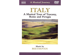 Beethoven: A Musical Journey Italy - (DVD)