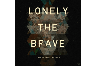 Lonely The Brave - Things Will Matter (Lp/Heavyweight+Mp3) [LP + Download]