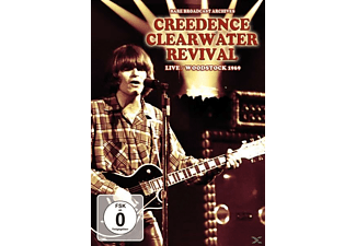 Creedance Clearwater Revival - Woodstock - (DVD)