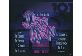 VARIOUS - 101-The Very Best Of Doo Wop - (CD)
