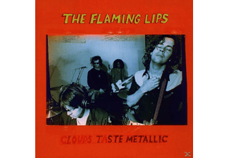 The Flaming Lips - Clouds Taste Metallic - (CD)