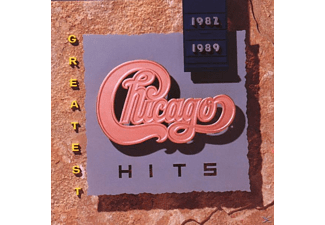 Chicago - Greatest Hits 1982-1989 - (CD)