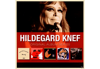 Hildegard Knef - ORIGINAL ALBUM SERIES [CD]