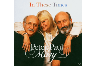 Paul Peter - In These Times [CD]