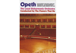 Opeth - In Live Concert At The Royal Albert Hall [DVD]