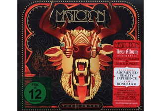Mastodon - The Hunter (Deluxe Edition) [CD + DVD Video]