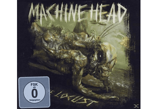 Machine Head - Unto The Locust (Special Edition) - (CD + DVD Video)