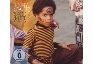 Lenny Kravitz - Lenny Kravitz - Black And White America [CD + DVD Video]
