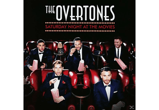The Overtones - SATURDAY NIGHT AT THE MOVIES - (CD)