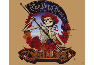 Grateful Dead - Best Of, The, Very - (CD)