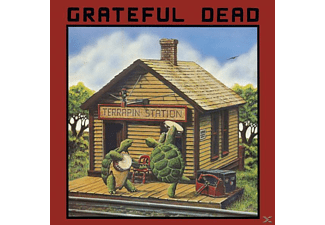 Grateful Dead - Terrapin Station - (CD)