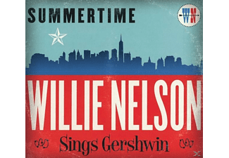 Willie Nelson -  Summertime: Willie Nelson Sings Gershwin [CD]
