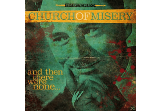 Church Of Misery - And Then There Were None... - (Vinyl)