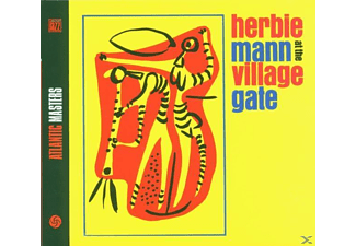 Herbie Mann - At The Village Gate - (CD)