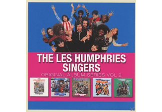 Les Humphries Singers - Original Album Series Vol.2 [CD]