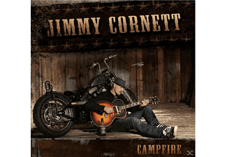 Jimmy Cornett - Campfire - (CD)