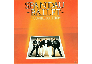 Spau Ballet - Singles Collection - (CD)