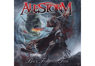 Alestorm - Back Through Time - (CD)