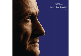 Phil Collins - Hello, I Must Be Going! - (CD)