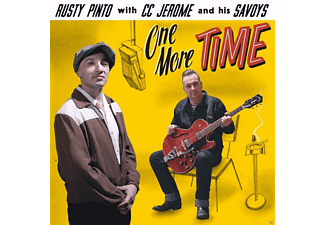 Rusty Pinto, CC Jerome - One More Time [CD]
