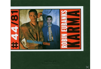 Robin Eubanks - Karma - (CD)