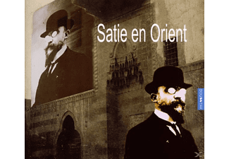 Abed/ensemble Sarband Azrie - Satie En Orient [CD]