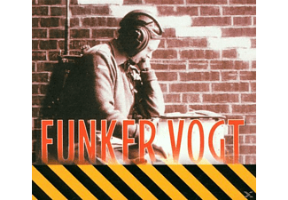 Funker Vogt - THANKS FOR NOTHING - (CD)