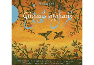 Mahwash/+ - Ghazals Afghans - (CD)