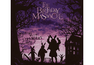 The Birthday Massacre - Walking With Strangers - (CD)
