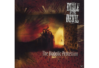 Bible Of The Devil - The Diabolic Procession [CD]