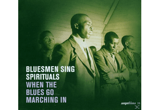 VARIOUS - Bluesmen Sing Spirituals... - (CD)