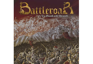 Battleroar - To death and beyond... - (CD)