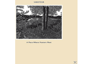 Saboteur - A Place Where Painters Meet - (CD)