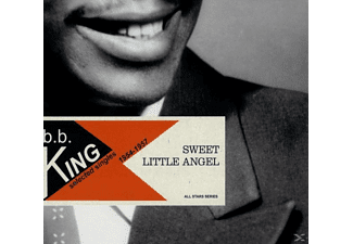 B.B. King - Sweet Little Angel - (CD)