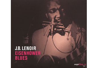 J.B. Lenoir - EISENHOWER BLUES - (CD)