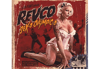 Revolting Cocks - Sex-O Olympic-O - (CD)