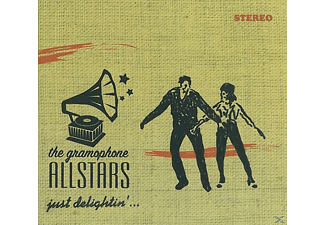 The Gramophone Allstars - Just Delightin' - (CD)